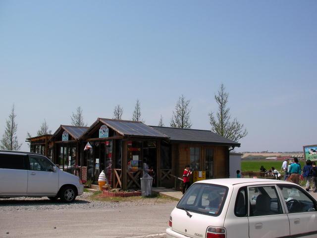 河北潟ホリ牧場
