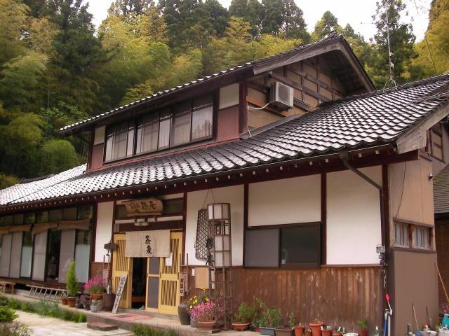 蕎麦処 欅庵