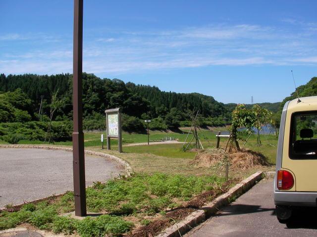 湖畔公園コロサ