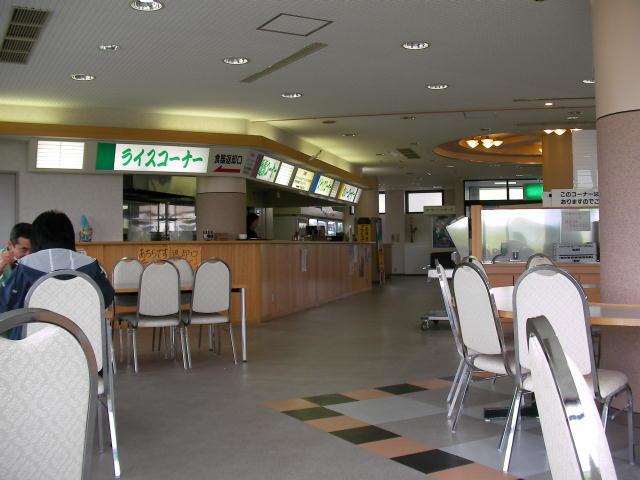 セルフレストラン