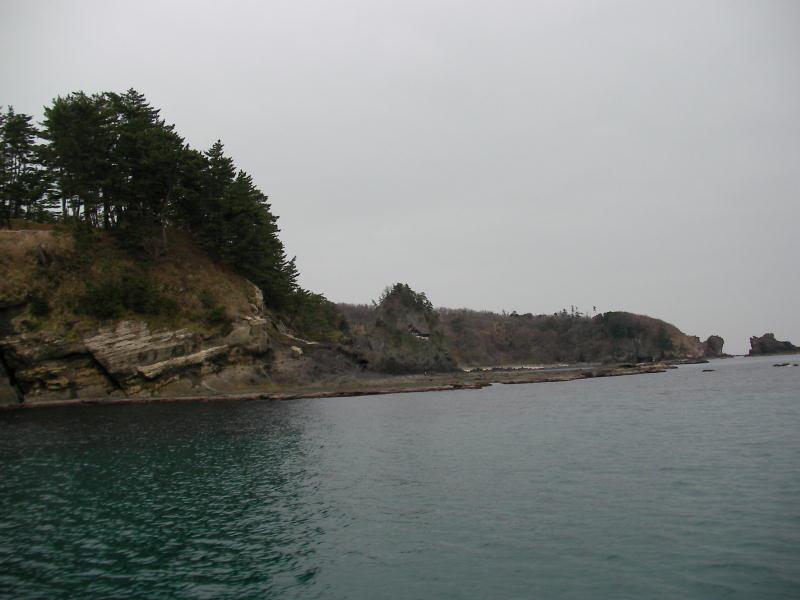 色々な海岸地形
