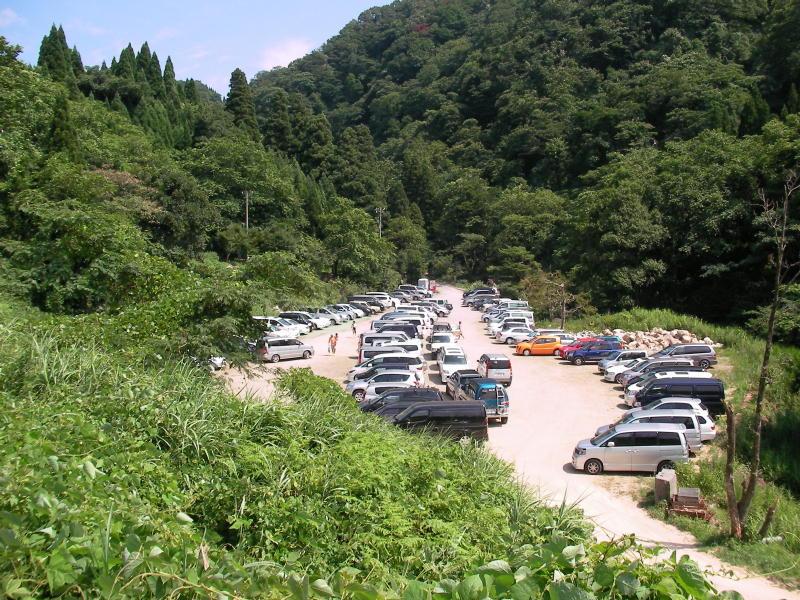 駐車場状況