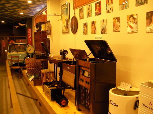 昭和の電気製品