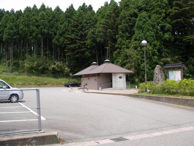 駐車場(小丸山台)